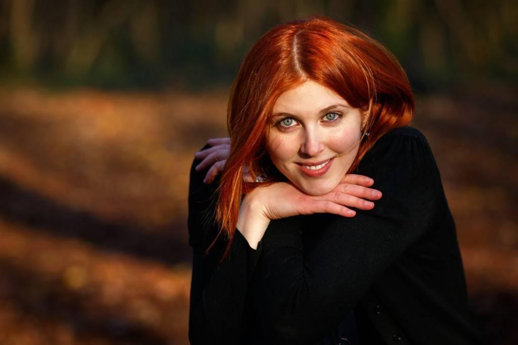 Melissa en automne