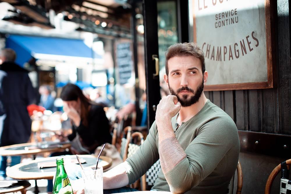 Photo Lifestyle dans un café