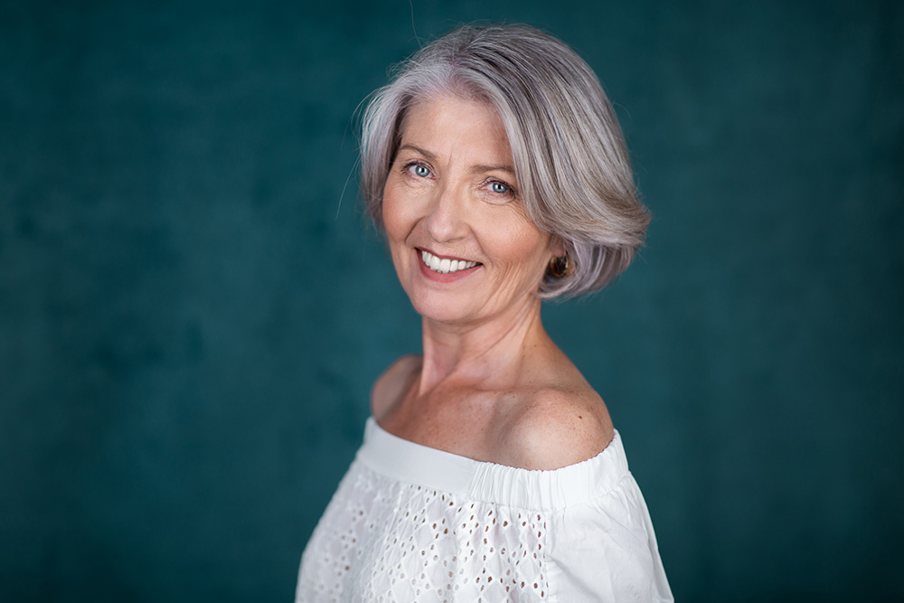 Photographe pour mannequins seniors