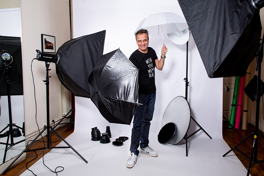 Studio photo Denis Baudry
